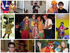 Clowns for hire Clowns For Kids, Rooms For Rent, The Magicians, New York, Party, New York City, Parties, Nyc