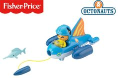 WIN a Fisher-Price Octonauts toy!