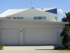 Colorbond and Timberlook Sectional Garage Doors Garage doors perth [] - - It's Free! Garage Door Repair, Garage Door Opener, Sectional Garage Doors, Perth, Outdoor Decor, Free, Home Decor, Interior Design, Home Interior Design
