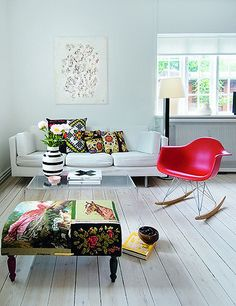 featured on my blog the style files (image is from bolig magasinet)