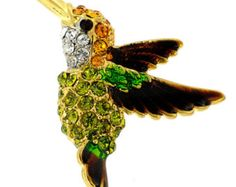Brown Owl Pin Brooch 1012932 by pinxus on Etsy