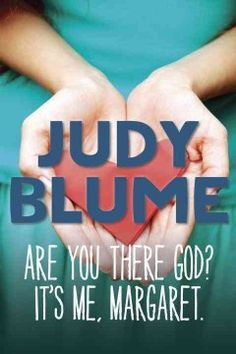 Revisiting this book after about 15 years. Didn't appreciate it then, but looking back on my younger self, I realize how much Margaret is like every other 12 year old girl I've ever known (including yours truly). Thanks, Judy Blume. As usual. =)