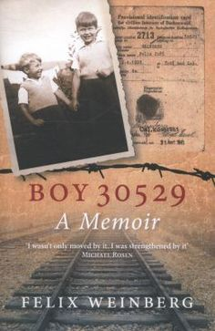 Anyone who survived the extermination camps must have an untypical story to tell. Furious at all the self-righteous, generic Holocaust stories, Weinberg looks back with no heroics at his experience as a young teen in the Prague roundups, the transports, the camps (including Auschwitz, Terezin, and Buchenwald), the death marches, the traumatic Allied bombing, and, finally, liberation.