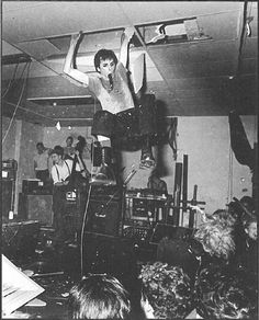 Frank Tovey is Fad Gadget