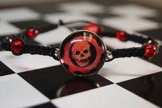 Gears of War Bracelet by zeldalilly on Etsy, $20.00