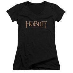 Hobbit/Logo Junior V-Neck in