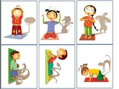 Actividades para Educación Infantil: Yoga para niños-as