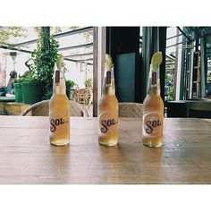 Sol Beer...