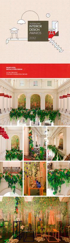 Gloss Creative_Interior Design awards 2012
