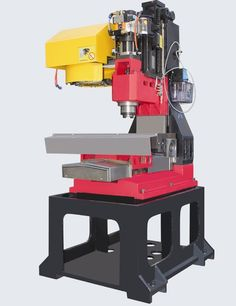 Vertical Milling Machine Plans | CNC Vertical Milling Machine