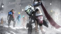 Sacrifice by lonefirewarrior on DeviantArt Halo Game, It Goes Like This, Fandom, Cartoon Crossovers, Metroid, Video Game Characters, Mass Effect, Dark Souls, Final Fantasy