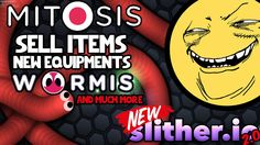 Mitosis the Game - Sell items, Wormis and more - Como vender itens - New...