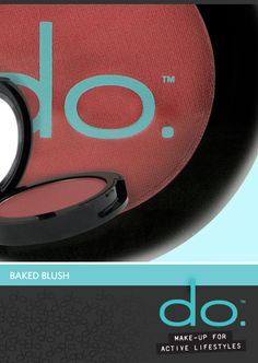 Fresh baked beauty from do. Active Make-Up. Our silky smooth baked blush imparts a natural luminosity and delicate flush of color. Available in four shades. #doactiveproducts #bakedblush