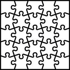 puzzelstukjes maken - Google zoeken