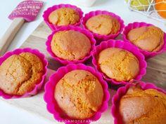 Muffins potiron et cannelle 27 janvier 20201