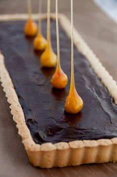 Sweet Boake | Baking Blog : Chocolate Hazelnut Mousse Tart
