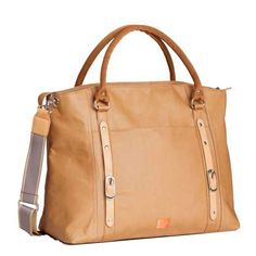PacaPod Mirano Nappy Bag - Tan Nappy Bags 9469d12803f