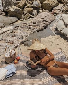Monday Mood: Riviera Dreaming | Erika Carlock | Bohemian lifestyle + design blog