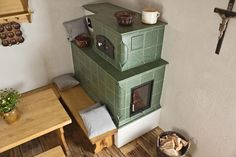 Kachelofen Kitchen Remodel, Tiny House, Sweet Home, New Homes, Cottage, House Design, Modern, Furniture, Home Decor