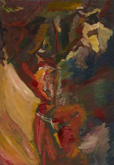 David Bomberg Flowers – Rhythm