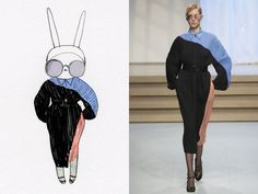 i love illustration /// An independent blog about fashion illustrators, contemporary artists and emerging talents worldwide