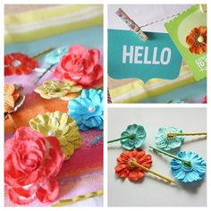 Hair Clips for Handmade and Craft - DIY Gift