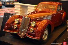 Photo gallery, award winners and report from Salon Retromobile held February at Porte de Versailles in Paris, France. Maserati, Ferrari, Vintage Cars, Antique Cars, Alfa Romeo 8c, Concours D Elegance, Dream Machine, Hot Cars, Fiat