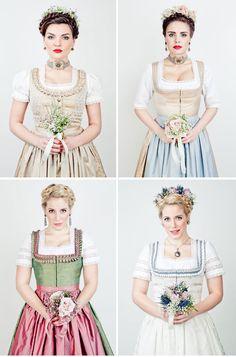 Wedding Country Style on Pinterest  Dirndl, Hochzeit and Peaches