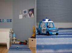 ★ Vingesus og julebrus: Gutterom med ny seng