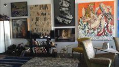 Emily Ratajkowski's loft in LA