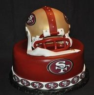 49niners cake pictures