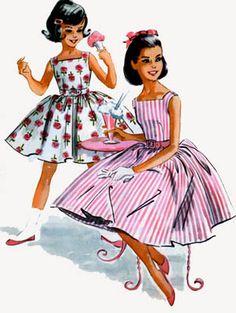 M5428Gallery | Description McCalls 5428; Girls Dress: Sleeve… | Flickr - Photo Sharing!