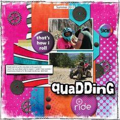 Quadding