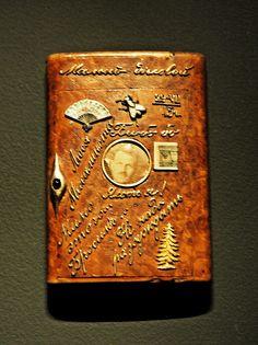 Faberge cigarette case by Bill Grolz, via Flickr