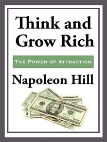 """Think and Grow Rich: The Power of Attraction by Napoleon Hill """".the philosophy taught in the book can be used to help people succeed in all lines of work and to do or be almost anything they want. Books To Read, My Books, Power Of Attraction, Best Kindle, Books For Self Improvement, Rich Dad Poor Dad, Think And Grow Rich, Napoleon Hill, Self Help"""