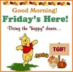 Good Morning Friday  http;//www.pantherknobcottages.com