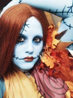 Sally makeup