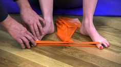 Bunion Exercise - Strengthening the Abductor Hallucis