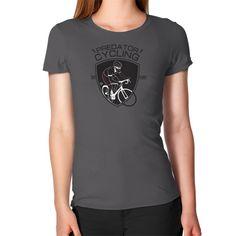 Hero Badge Women's Short Sleeve T-Shirt (Black Decal)