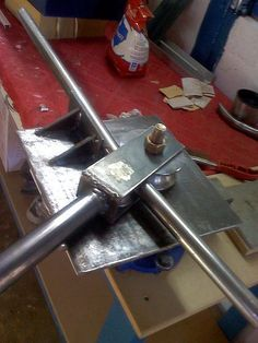 The car is subsequently wound in the reverse direction with the assistance of its hind wheels, much enjoy a pull-back vehicle. If you have to crawl under your vehicle to get to the awful sensor, put on your goggles, and… Continue Reading → Metal Bending Tools, Metal Working Tools, Metal Tools, Welding Shop, Diy Welding, Welding Table, Metal Projects, Welding Projects, Homemade Tools