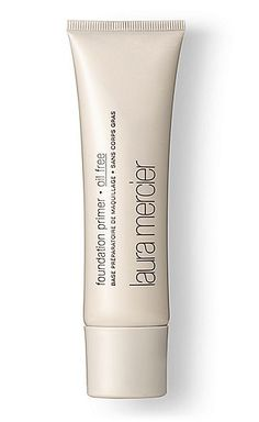 Create the perfect surface for seamless foundation application with the lightweight Foundation Primer - Oil-Free face makeup for oil skin by Laura Mercier. Oil Free Makeup, Diy Makeup, Beauty Makeup, Drugstore Beauty, Fall Makeup, Laura Mercier Foundation Primer, Oil Free Foundation, Coconut Oil Nails, Primer Oil