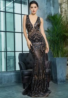 6503a90eda 24 Best Top Glam Shop | Sequin Dresses images in 2019