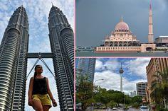 VLOG MALAISIE # 1 Kuala Lumpur & Putrajaya day by night. #vlog #video…