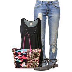 """""""Untitled #992"""" by lisamoran on Polyvore"""