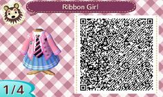 """cinnacrossing: """" Hatsune Miku's Ribbon Girl module from Project Diva F (❁´◡`❁)ノ♡ (if you want it displayed at your Able Sisters just inbox me ^^) """""""