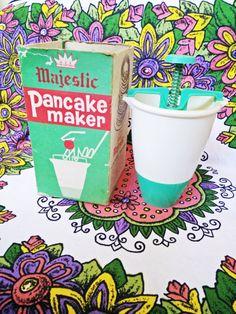 Late 1950's Majestic Donut / Pancake Maker. Late