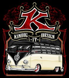 VW Bus T-Shirt<br>