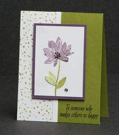 Today card inspiration features the Stampin Up! Avant Garden Stamp Set. This stamp set is gorgeous and I had so much fun creating these cards to share with you. Enjoy!!