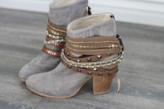 DIY Fall Boot Fashion | Lilyshop Blog by Jessie Jane = Boot Belts
