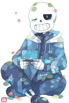 SANS Y U DO DIS 2 ME Y U SO KAWAII Y SANS Y